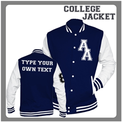 Picture of College Jacket Personalise Your Own