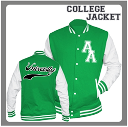 Picture of University of UK College Jacket Style 2